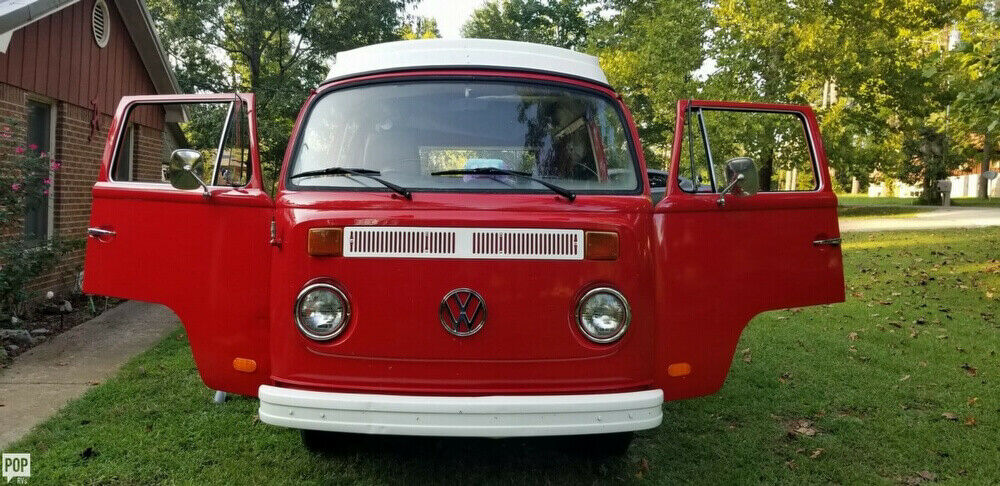 timeless classic 1972 Volkswagen 17 camper for sale