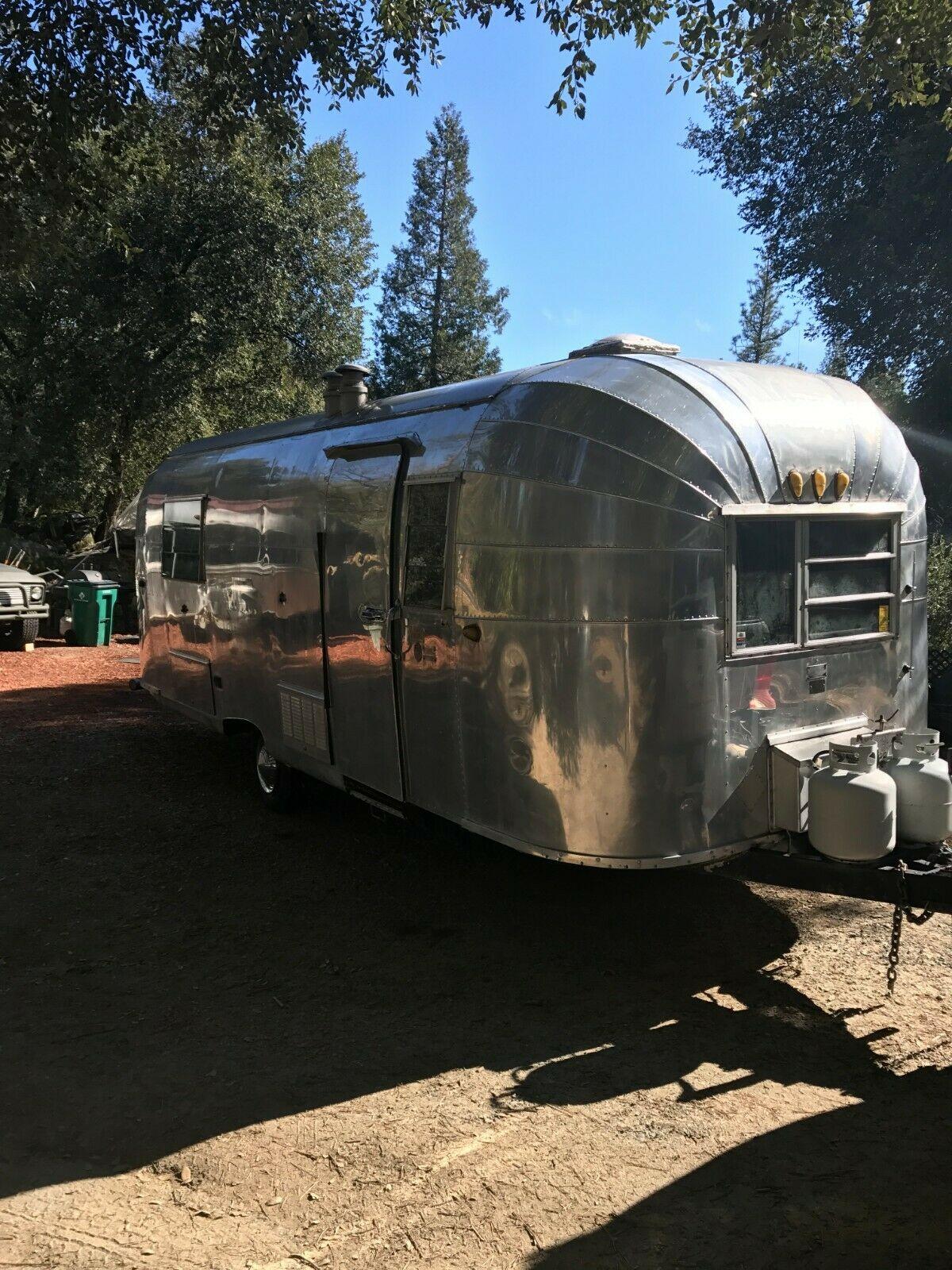 vintage 1962 Avion camper trailer for sale