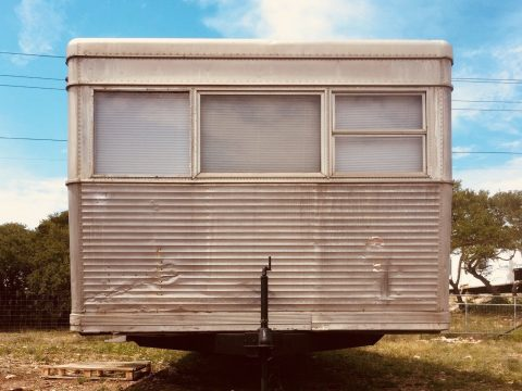 Vintage Luxury 1957 Spartan Imperial Villa camper for sale
