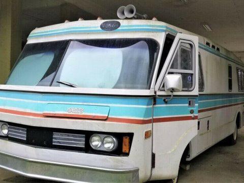 classic 1974 Fmc 2900R camper for sale