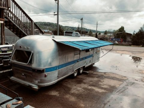 rare 1969 Airstream International Land Yacht Series Sovereign for sale