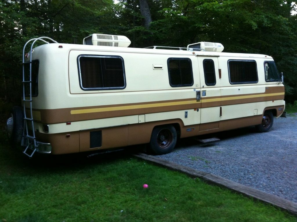 classic 1978 Dodge Travco Motorhome camper for sale