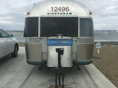 completely redone 1984 Airstream Excella camper for sale