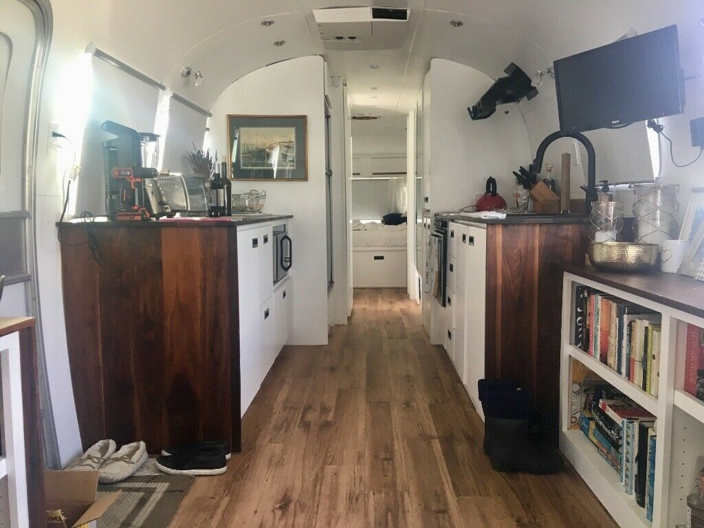 completely redone 1984 Airstream Excella camper