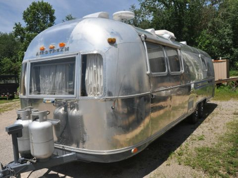 mostly original 1979 Airstream Sovereign 31' Travel camper for sale