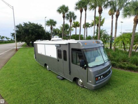 food truck 1994 Winnebago camper for sale