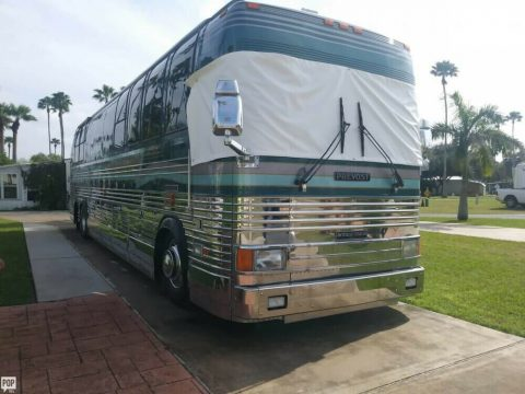 loaded 1994 Prevost Le Mirage XL camper for sale