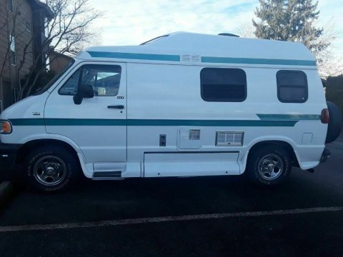 new parts 1995 Dodge Roadtrek Popular 170 camper for sale