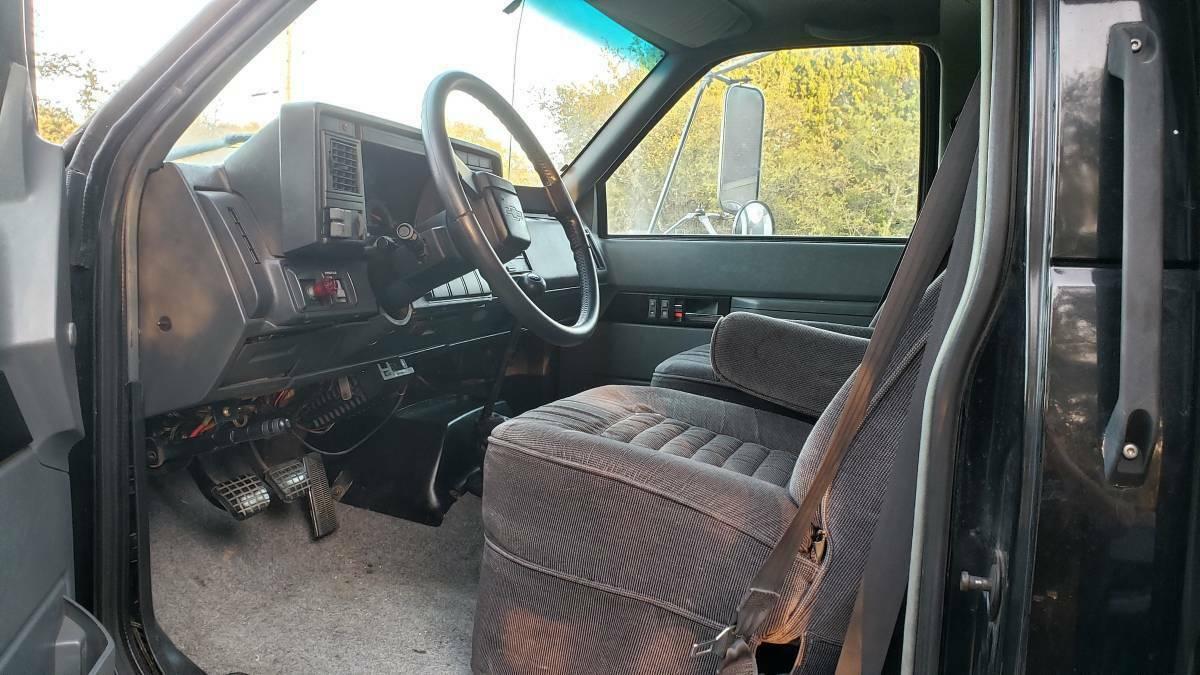 hauler 1997 Toterhome C6550 camper