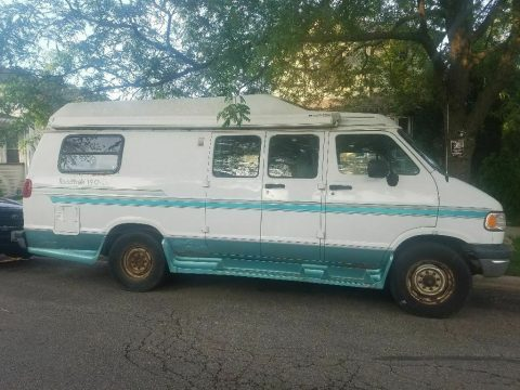 legendary 1997 Dodge Roadtrek 190 Popular Camper for sale