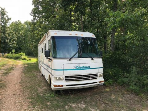 new tires 1996 Coachmen catalina camper for sale