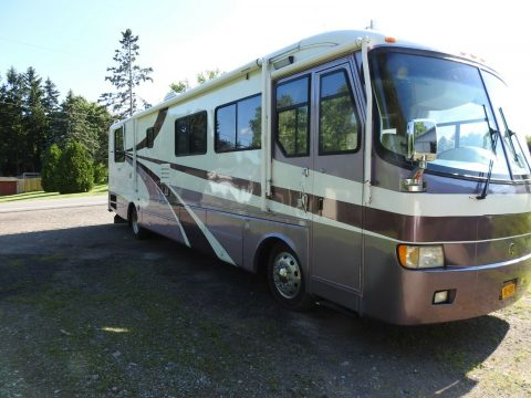 ready to roll 1999 Holiday Rambler IMPERIAL camper for sale