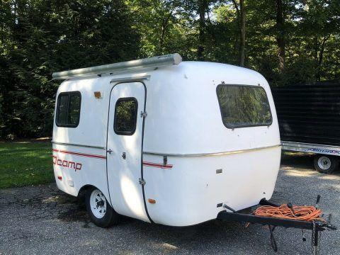 beautiful 2002 Scamp camper for sale