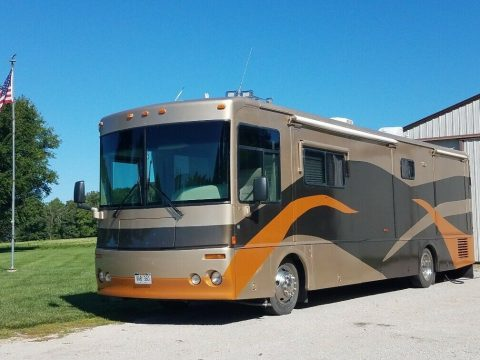 renewed 2000 Winnebago Itasca Horizon 36LD Diesel camper for sale