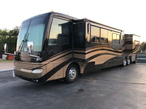 new tires 2004 Newmar Essex 45ft Diesel RV Motorhome camper for sale