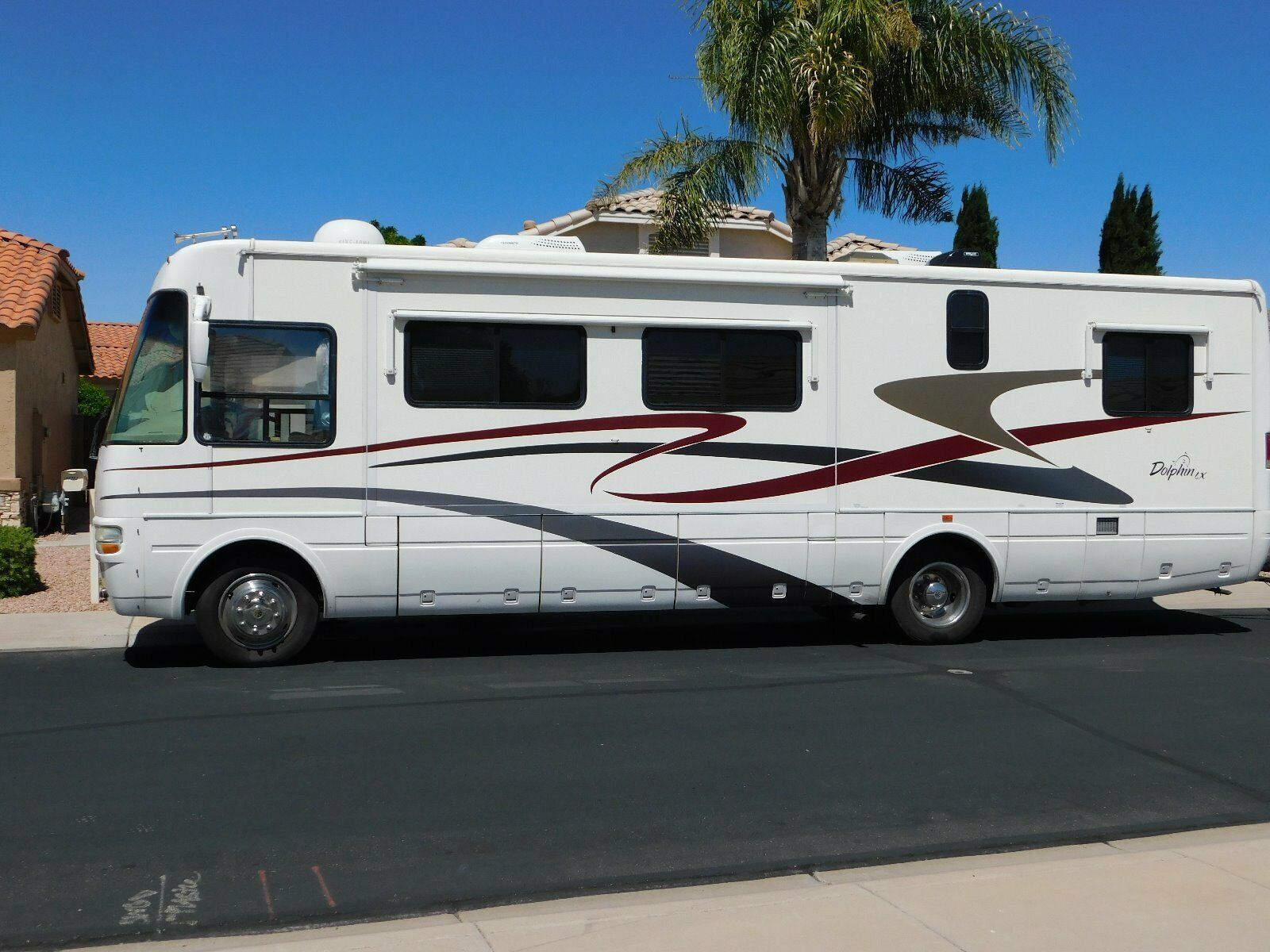 renewed 2003 National Dolphin LX 6342 camper for sale