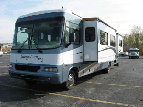 new parts 2005 Forest River Georgetown XL camper for sale