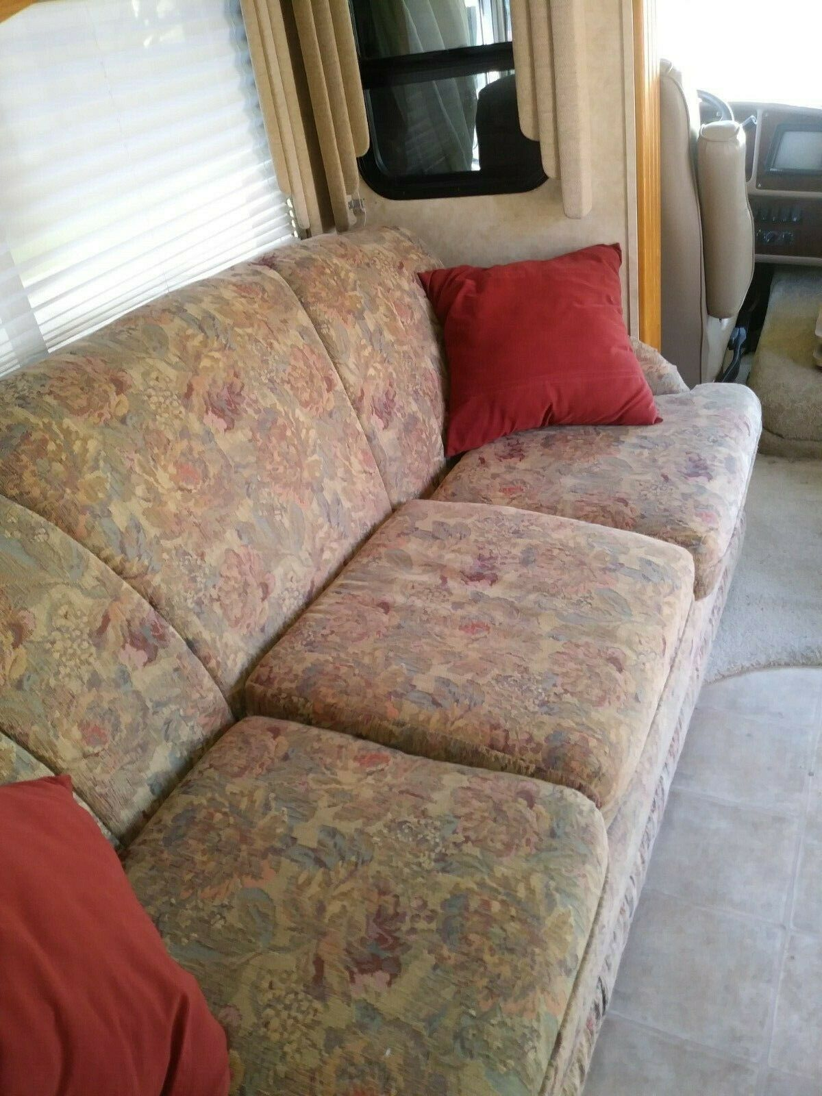 new parts 2005 Forest River Georgetown XL camper
