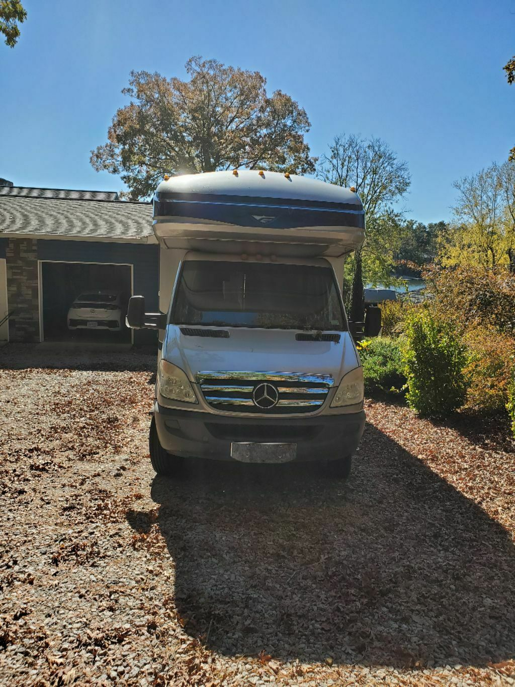 great shape 2008 Fleetwood Pulse RV camper for sale
