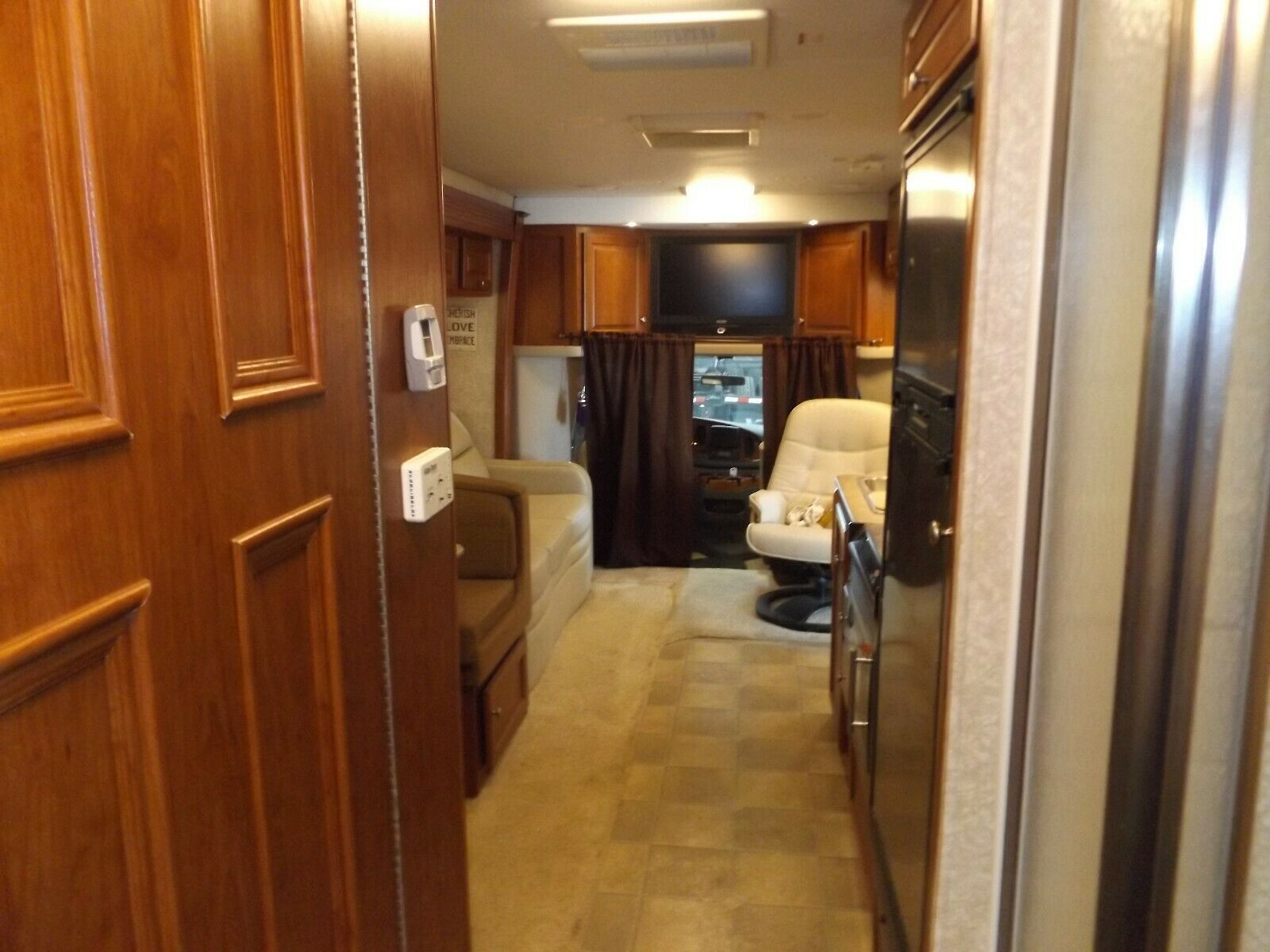 great shape 2008 Four Winds CHATEAU camper