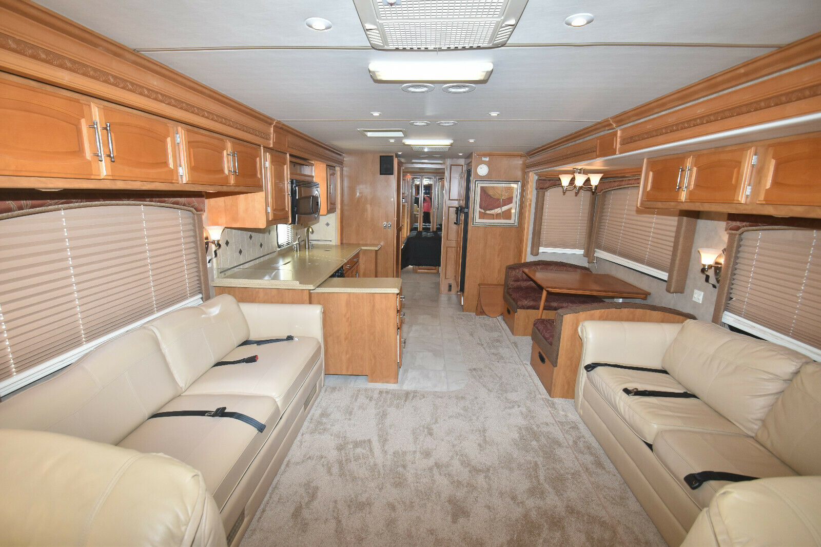 well equipped 2007 Fleetwood Excursion 39S camper