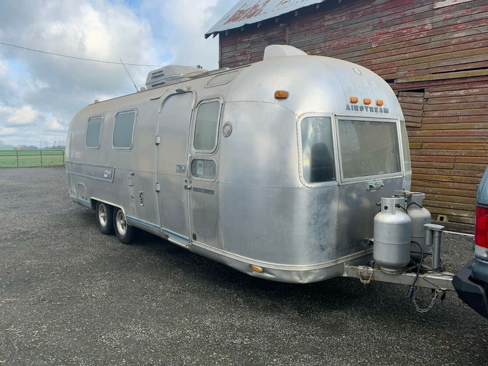 no issues 1975 Airstream Overlander camper for sale