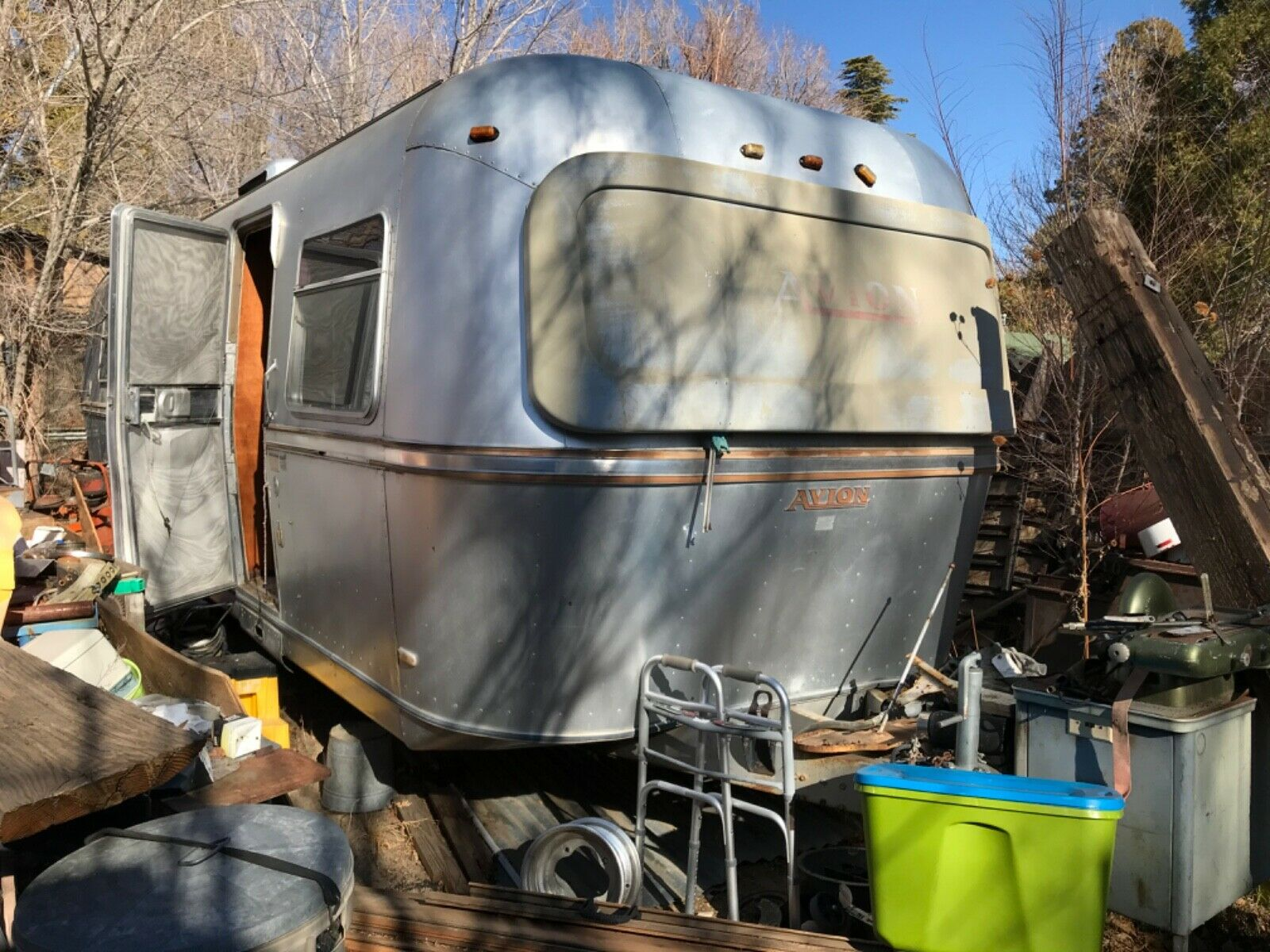 Airstream replica 1973 Avion LaGrande camper for sale