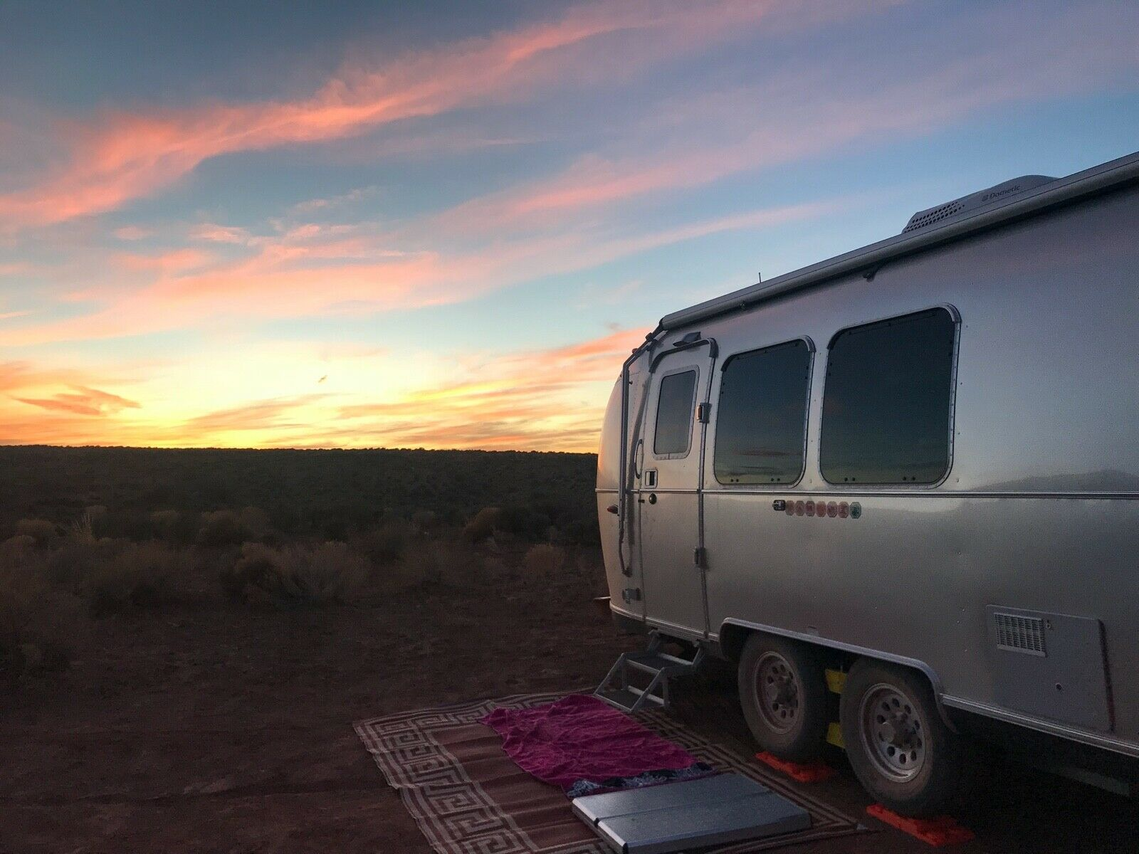 well serviced 2017 Airstream International Signature 23 FB camper