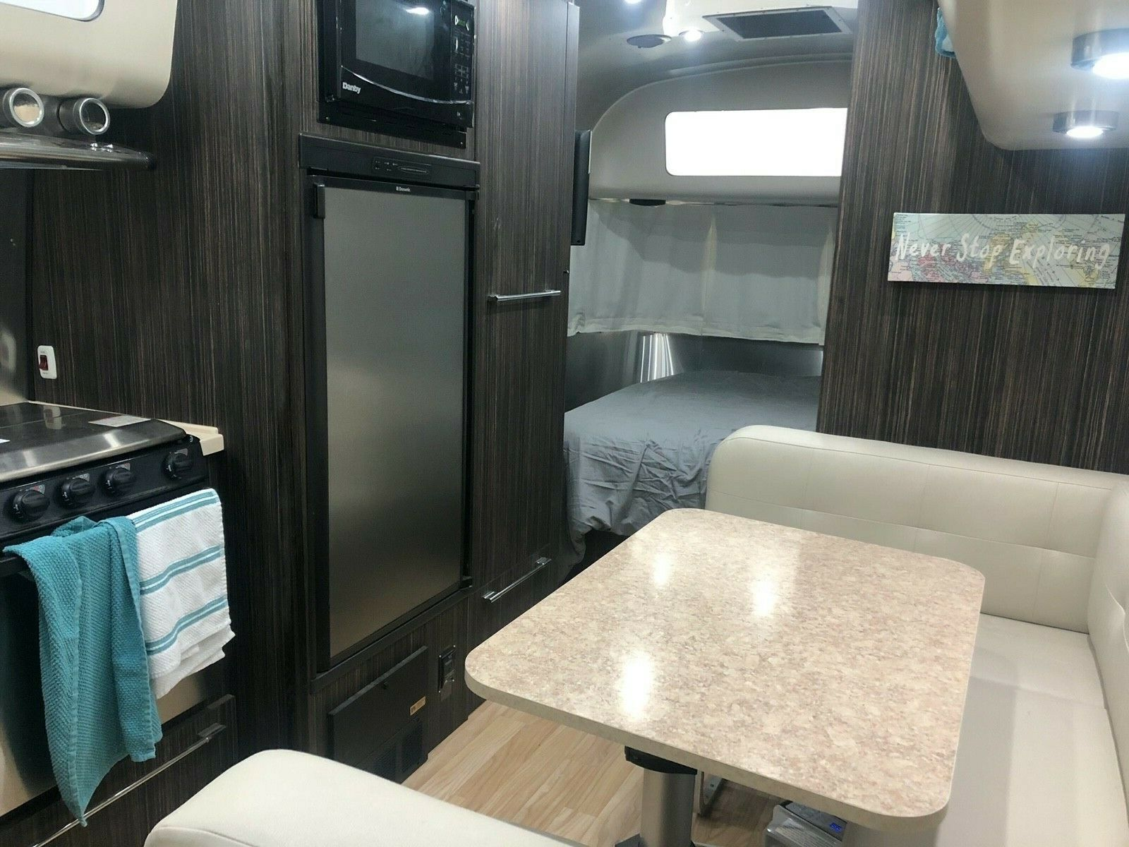 well serviced 2017 Airstream International Signature 23 FB camper