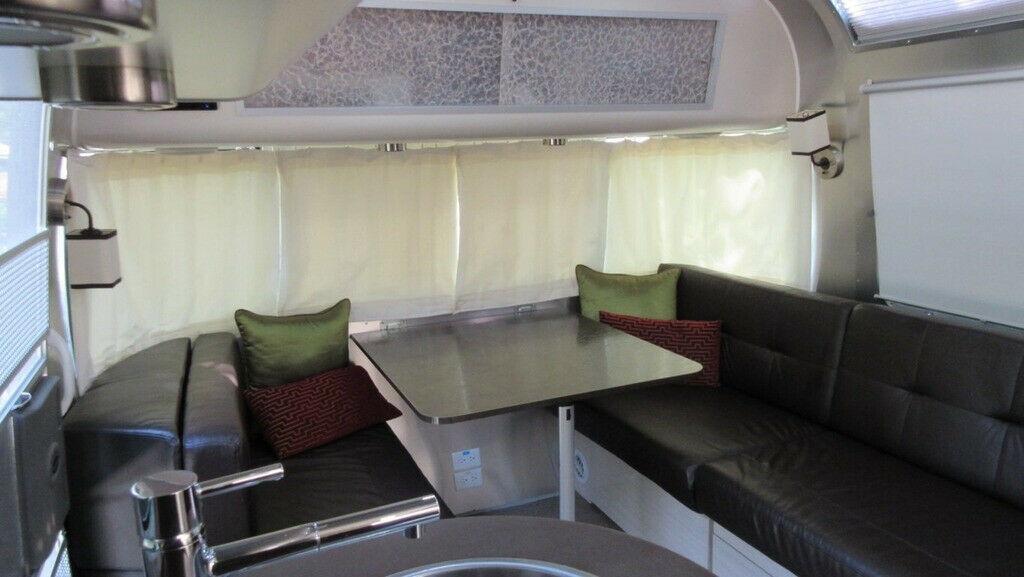 clean 2014 Airstream International Serenity camper