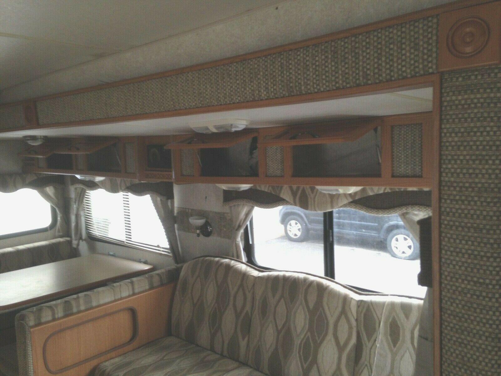 needs TLC 2004 Fleetwood Terry 300 FQS camper