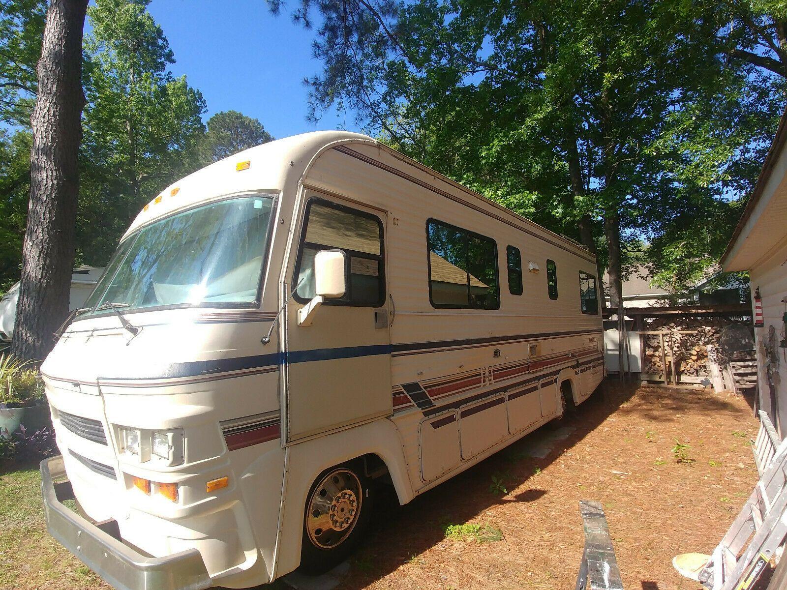 class A 1989 Honey camper