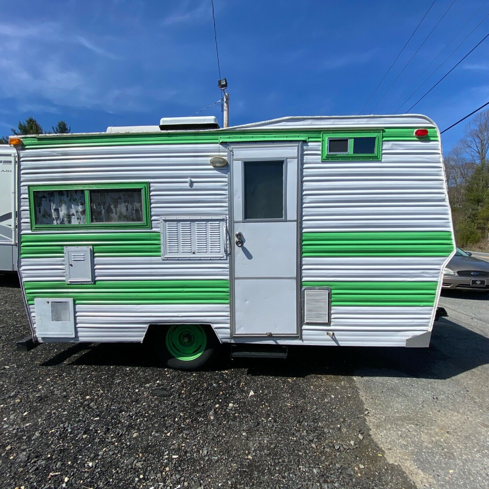 restored 1977 Metoo 249 CT camper for sale