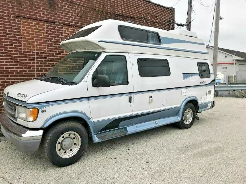 low miles 2000 Coachmen Starflyte by Dynamax camper for sale
