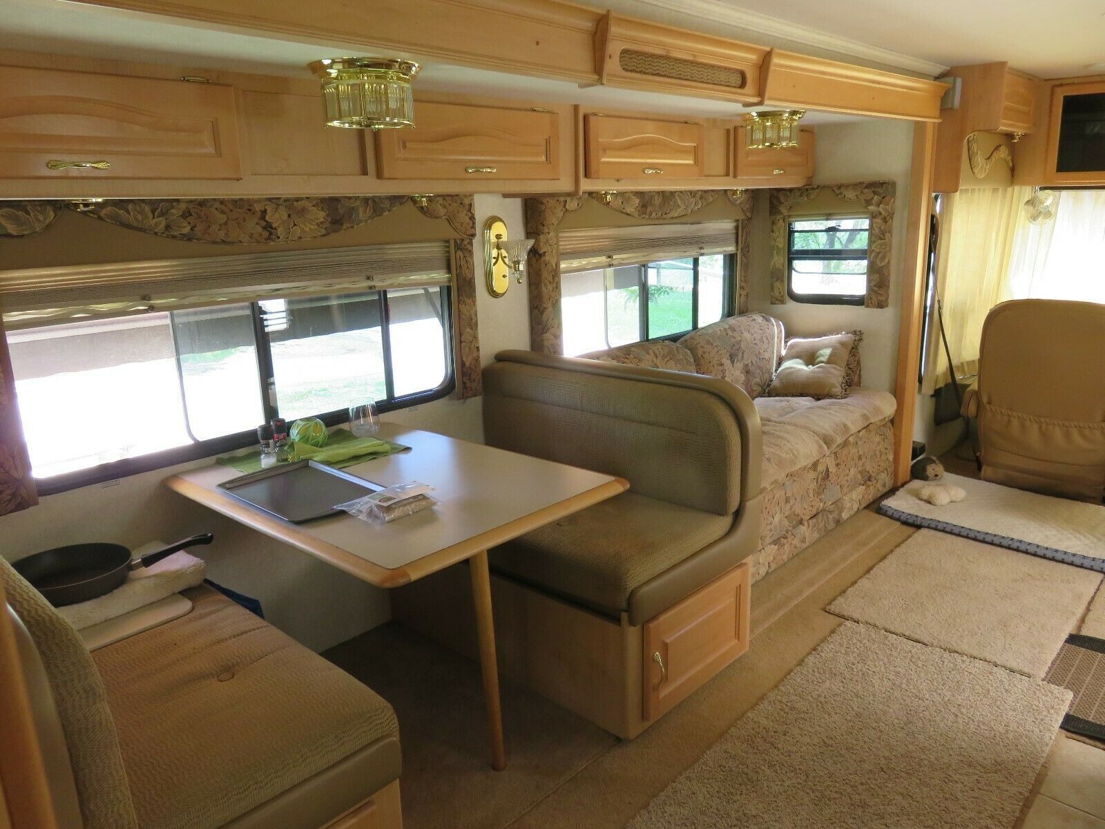 well maintained 2004 National Dolphin Heritage Edition camper